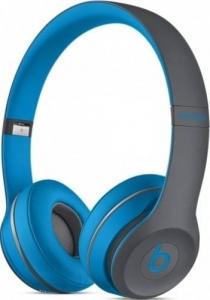 Casti Beats Solo2 Wireless Flash Blue mkq32zm/a