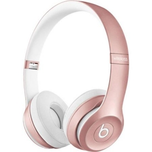Casti Beats Solo2 Wireless On-Ear Rose mllg2zm/a