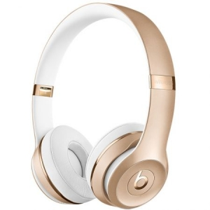 Casti Beats Solo3 Wireless On-Ear - Gold mner2zm/a