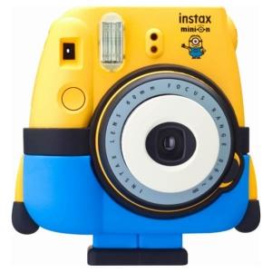 Fujifilm Instax Mini 8 Minion - Camera instant