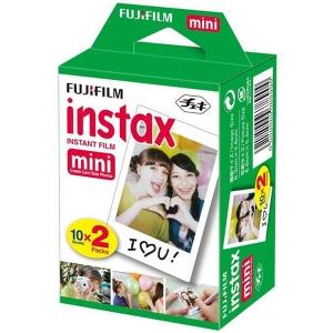 Fujifilm Instax Mini - film instant 2x10 bucati
