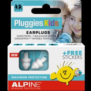 Dopuri de urechi Alpine Pluggies Kids