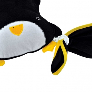 Set perna si pled Trunki SnooziHedz Penguin