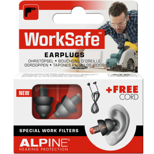 Dopuri de urechi Alpine Worksafe