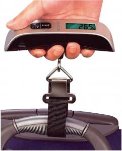 Cantar digital pentru bagaje, Konig, 50kg