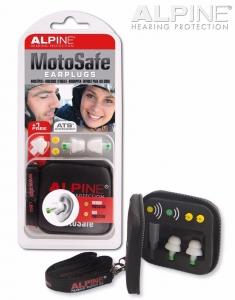 Dopuri de urechi Alpine Moto safe