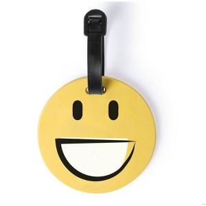 Eticheta de calatorie Smiling Face