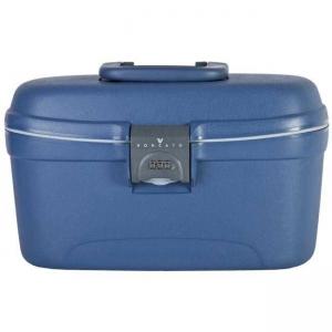 Beauty Case Roncato Light, Albastru