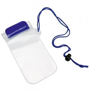 Husa protectie telefon rezistenta la apa / albastru