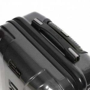 LAMONZA TROLER PC  GLAMOUR,  TSA lock  SMALL  55 cm