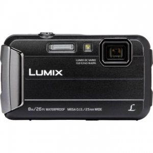 Camera foto Panasonic neagra DMC-FT30EP-K