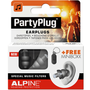 Dopuri de urechi Alpine Party plug