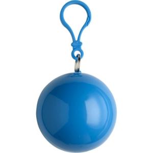 Pelerina de ploaie in bila cu carlig - Albastru