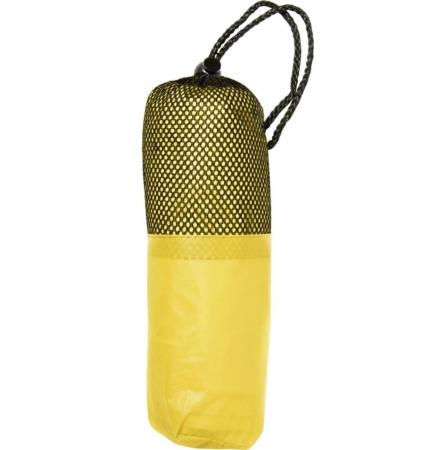 Poncho / pelerina de ploaie - Galbena