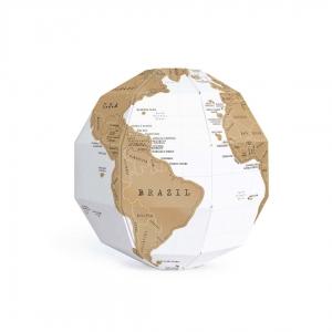 Globul Pamantesc Razuibil 3D