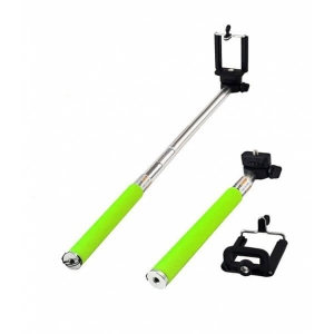 Bluetooth Selfie stick Tellur TL7-5W Lawn Green