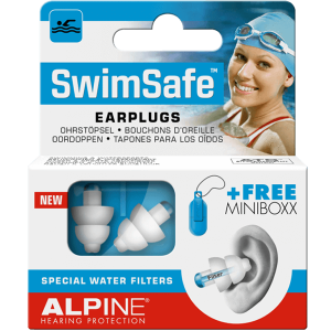 Dopuri de urechi Alpine Swimsafe