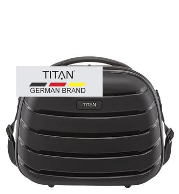 TITAN LIMIT Beauty Case Negru
