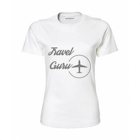 Tricou dama Travel Guru