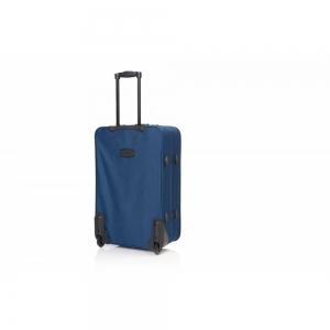 LAMONZA Troler ATLANTA 71 cm bleumarin