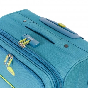 LAMONZA Troler SUPERLIGHT 63 cm turquoise