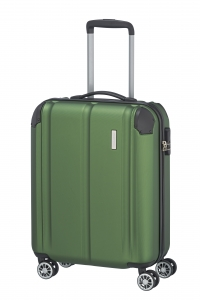 Troler Travelite CITY 4w S - Verde