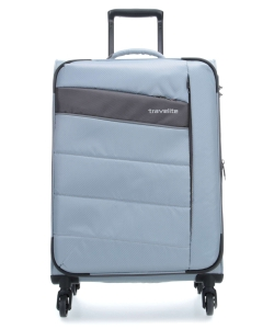 Troler Travelite KITE 4w Lexp - Argintiu