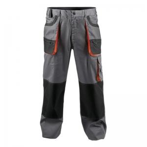 Pantaloni Carl, Gri