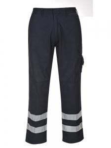Pantaloni Iona Safety Combat Bleumarin