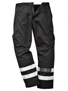 Pantaloni Iona Safety Combat Negru