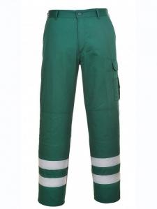 Pantaloni Iona Safety Combat Verde
