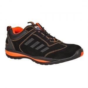 Pantofi de protectie STEELITE LUSUM S1P HRO - Portocaliu