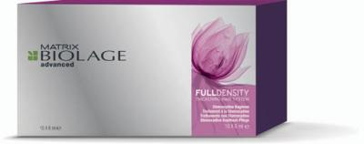 Fiole tratament pentru par rar Matrix Biolage FullDensity