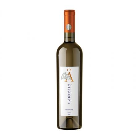 Vin Alb Sec Ambrosio Chardonnay An De Recolta 2013