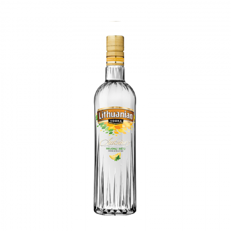 LITHUANIAN VODKA GOLD Melon & Mint 0.5L 40