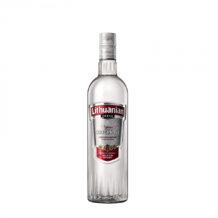 LITHUANIAN VODKA ORIGINAL 0.5L 40%