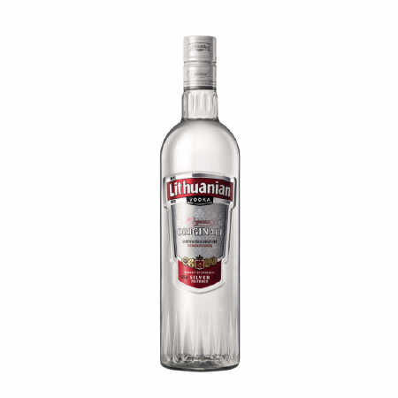 LITHUANIAN VODKA ORIGINAL 0.7L 40%