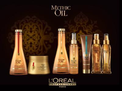 Șampon Pentru Păr Gros Mythic Oil Cu Ulei De Argan 250 ml L'Oreal Professionnel3