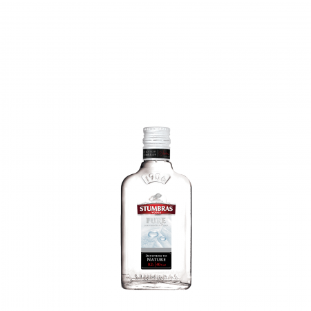 STUMBRAS VODKA PURE 0.2L