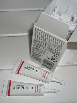 Tratament Fiole Matrix Biolage ColorLast Cera-Repair 10X10ml