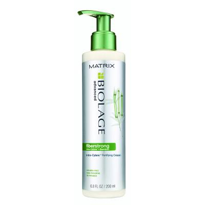 Tratament leave-in pentru parul fragil Matrix Biolage Fiberstrong INTRA-CYLANE, 200ml