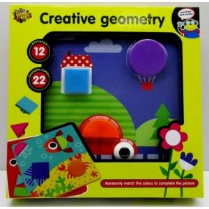 Joc Mozaic Forme Geometrice Mari0