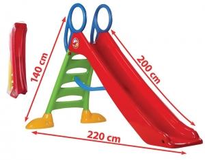 Topogan Dohany   200cm pentru copii1