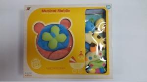 Carusel pentru copii musical mobile -jucarii din plus8