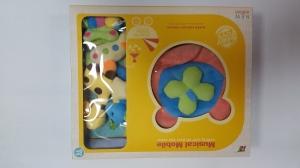 Carusel pentru copii musical mobile -jucarii din plus6