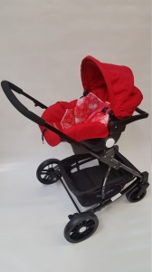Caraucior nou nascut Baby Care 3 in  1 transformabil4
