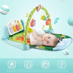 Saltea activitatii Baby Piano Gym cu telecomanda2