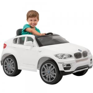 Masinuta electrica Bmw X6 pentru copii 12 v4