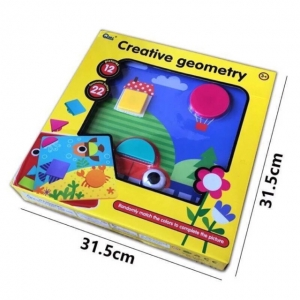 Joc Mozaic Forme Geometrice Mari5