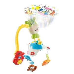 Carusel pentru copii learning fun Girafa0